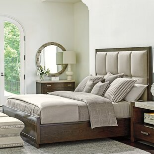 Laurel Canyon Upholstered Panel Bed