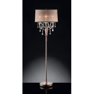 Candelabra lamp wayfair margrett 59 candelabra floor lamp aloadofball Choice Image