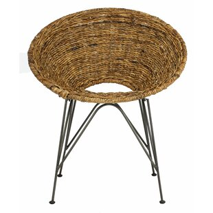 Brinker Rattan Papasan Chair