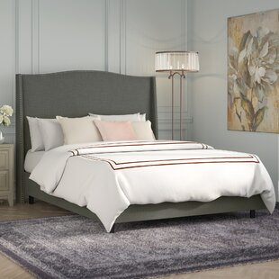 Adamczyk Upholstered Panel Bed by Willa Arlo Interiors