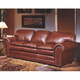 Torre Leather Sofa