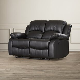 Andover Mills Patton Power Loveseat