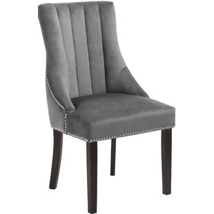 Compare & Buy Colm Upholstered Dining Chair (Set of 2) by Mercer41 Reviews (2019) & Buyer's Guide