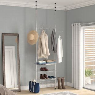 Menahan 61cm Wide Clothes Storage System By Rebrilliant