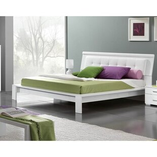 Noci Design Upholstered Platform Bed