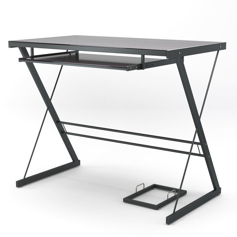 Inspiring Glass Computer Desk Minimalist