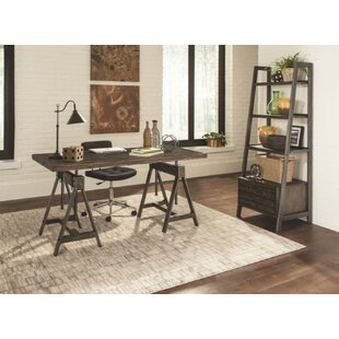 Sydney 2 Piece Desk Office Suite by 17 Stories Fresh