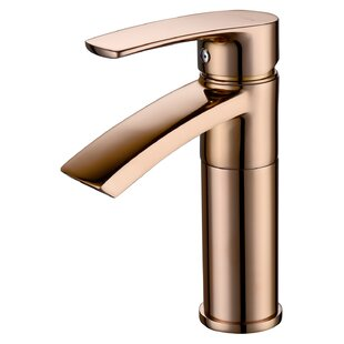 Comparison Ariana Single Hole Bathroom Faucet with Swivel Spout ByEisen Home