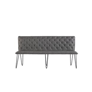Felice Faux Leather Bench By Williston Forge