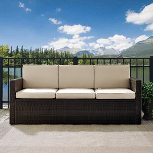 Mercury Row Belton Sofa with Cushions