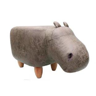 Hubert The Hippo Footstool By Gardeco