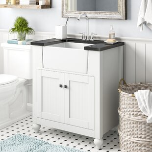 Chumley 30 inch  Single Bathroom Vanity Set