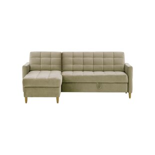 Holl Reversible Corner Sofa Bed By 17 Stories