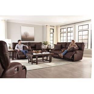 Monaco Reclining Living Room Sets by Catn..