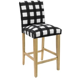 Ashtabula 31'' Bar Stool Gracie Oaks