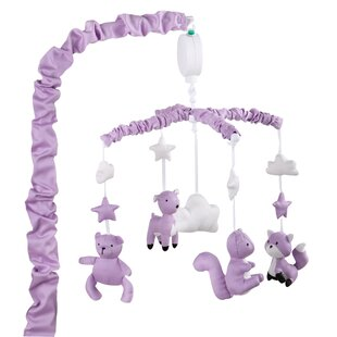 Great Price The Peanutshell Woodland Musical Mobile By The Peanut Shell
