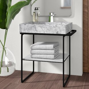 Hannum 26 inch  Single Bathroom Vanity