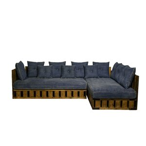 2-Sitzer Sofa von TheWoodTimes