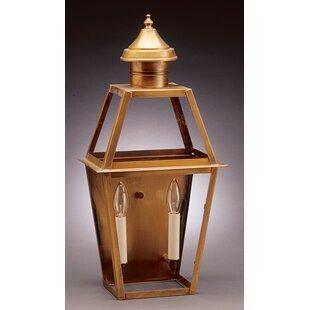 Looking for Uxbridge 2-Light Outdoor Flush Mount By Northeast Lantern