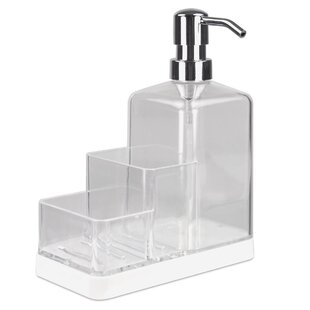 Bevers Kitchen Countertop Soap Dispenser