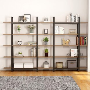 Pirtle Etagere Bookcase