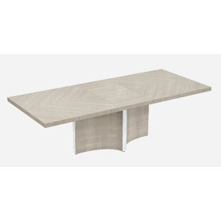 Rosdorf Park Alvin Extendable Dining Table