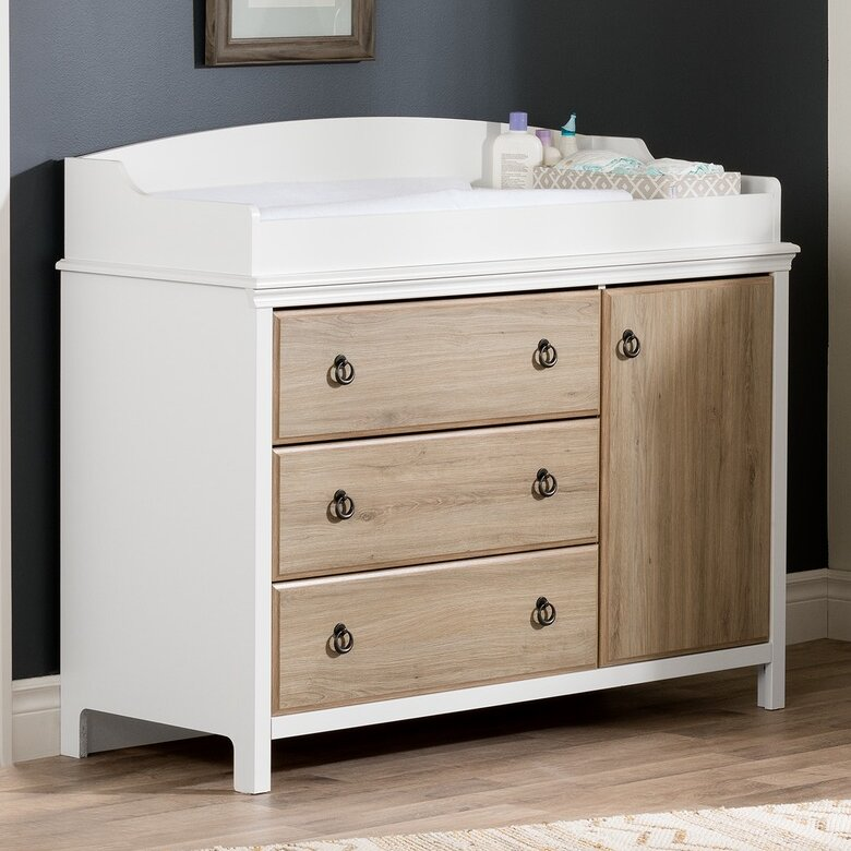 Superior Catimini Changing Table With Removable Changing Station Design Ideas