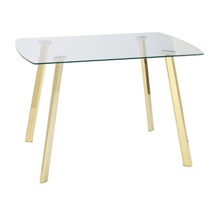 Wrought Studio Leia Dining Table