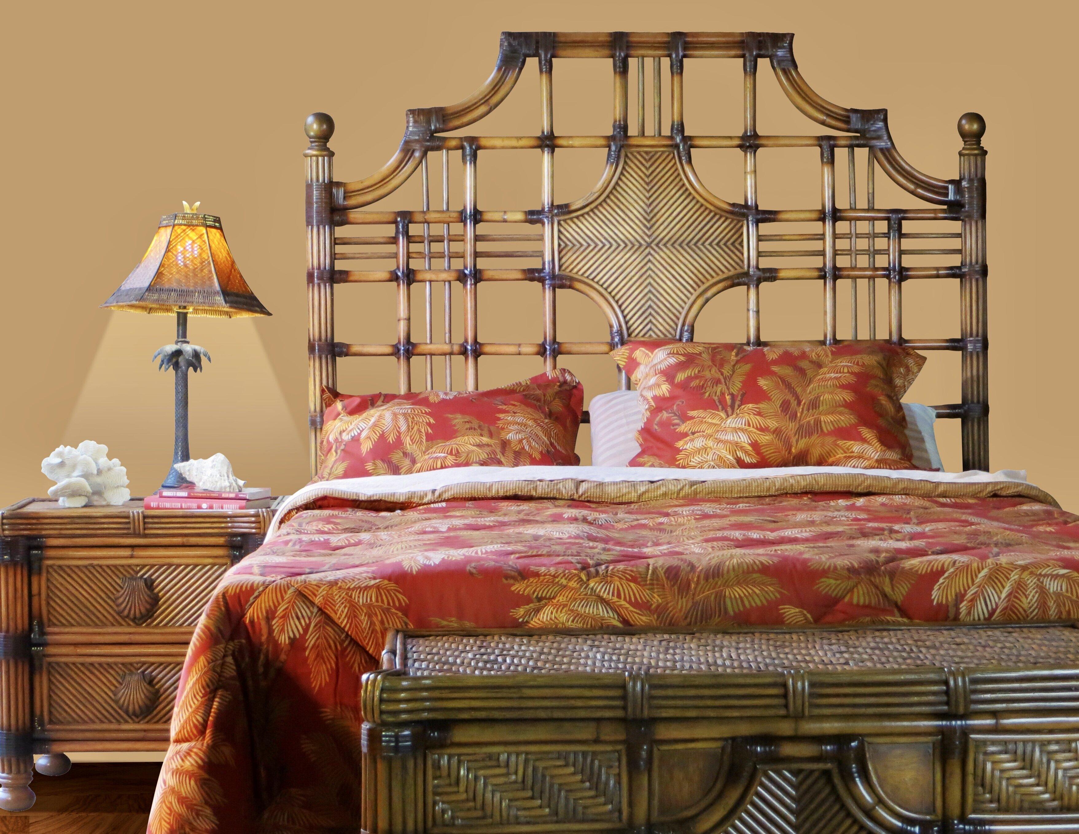 Wicker Rattan Bedroom Sets You Ll Love In 2021 Wayfair