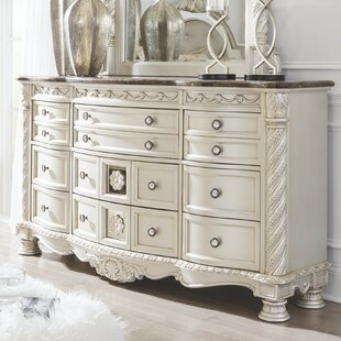 Petry 9 Drawer Dresser