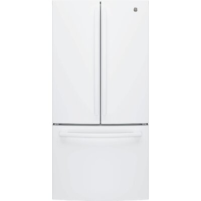 18.6 cu. ft. Energy Star® French Door Refrigerator GE Appliances