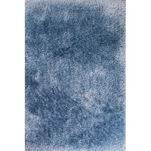 Godines Blue Rug by Charlton Home