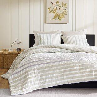 Riceboro Reversible Comforter Set