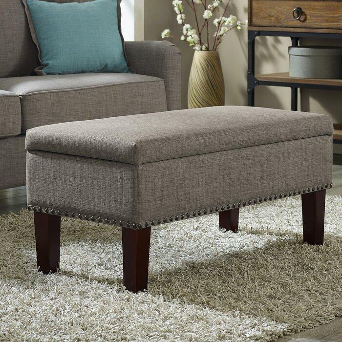 Sensational Beames Storage Ottoman Customarchery Wood Chair Design Ideas Customarcherynet