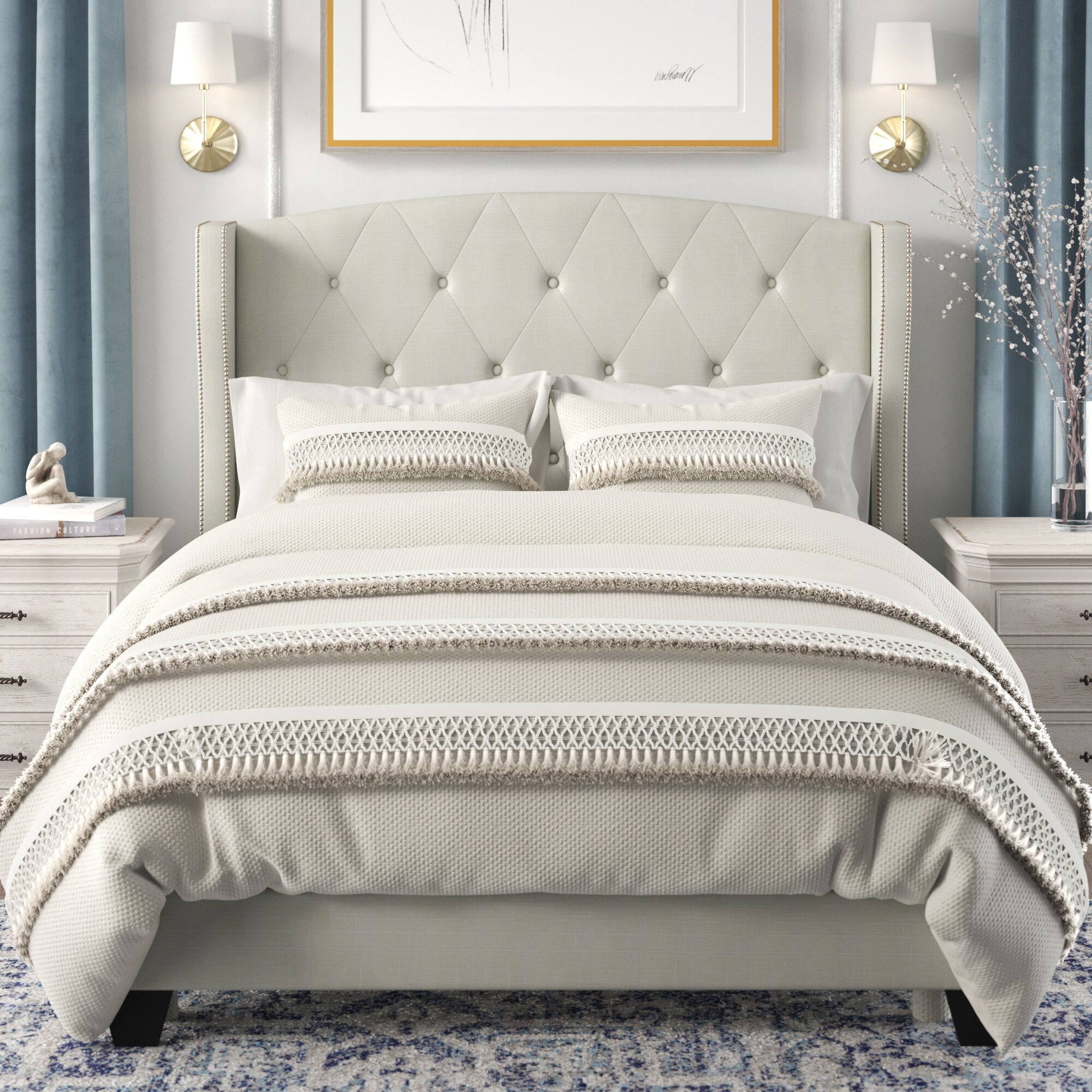 Kelly Clarkson Home Mccrory Cotton Seersucker Reversible Comforter Set Reviews Wayfair
