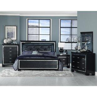 Bedroom Sets With Led Lights | Wayfair ca