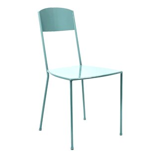 Dorsey Metal Side Chair by Latitude Run
