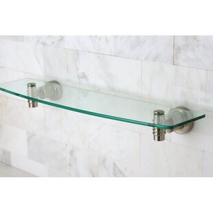 Milano Wall Shelf by Kingston Brass
