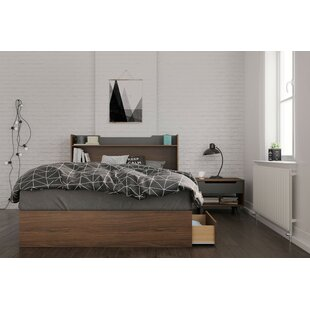 Yokota Platform 3 Piece Bedroom Set