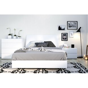 Ashe Platform 4 Piece Bedroom Set