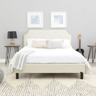 Finney Upholstered Platform Bed