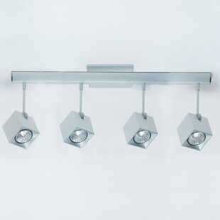 ZANEEN design Dau Spot 4-Light Flush Mount