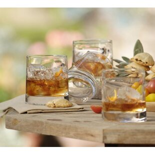 Veronese 12 oz. Double Glass Cocktail Glass (Set of 6)