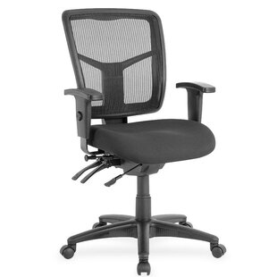 Lorell Managerial Swivel High Back Mesh Desk Chair
