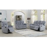Dale 3 Piece Reclining Living Room Set by Latitude Run®