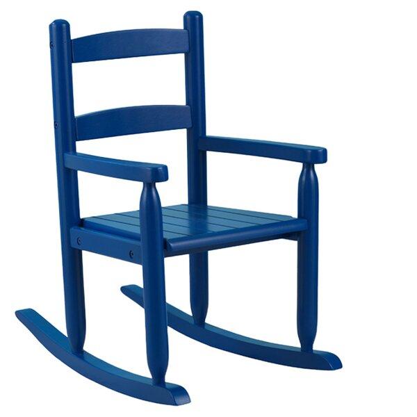 2 Slat Kids Rocking Chair Amp Reviews Allmodern