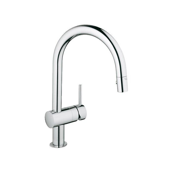Grohe Minta Single Hole Bathroom Faucet & Reviews | Wayfair.ca