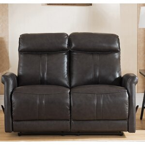 Mosby Reclining Loveseat by Amax