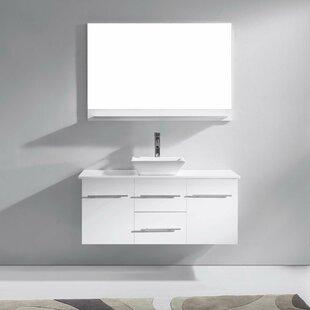 Decastro 47  Single Bathroom Vanity Set by Mercury Row