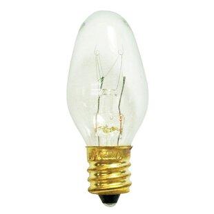 Bulbrite Industries 5W C7 Christmas Light (Set of 100)
